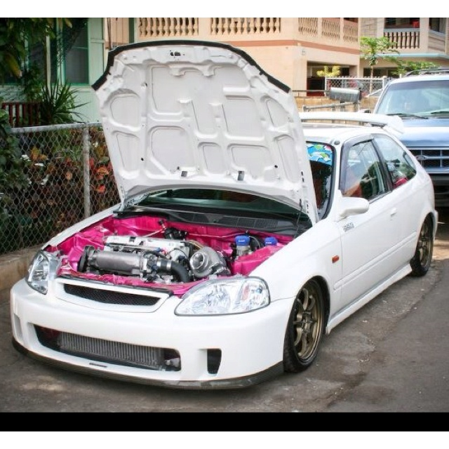 K20 Turbo EK Hatch