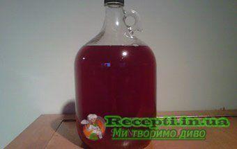 Домашнє вино зі смородини
