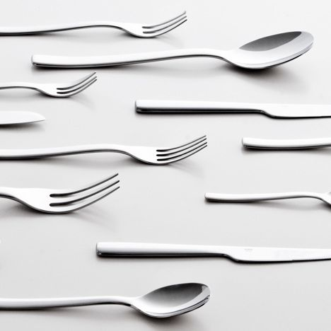 OVALE CUTLERY by Ronan \u0026 Erwan Bouroullec x Alessi & 497 best Tableware Dishes \u0026 Kitchen Accessories images on Pinterest ...