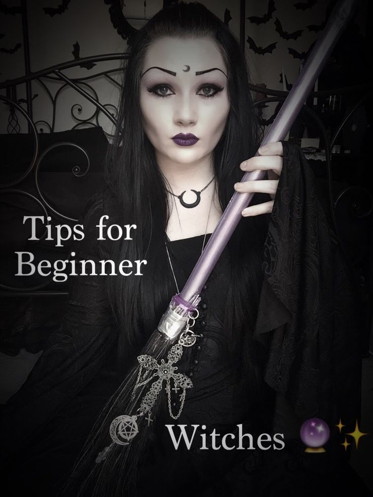 Tips for beginner witches!!!