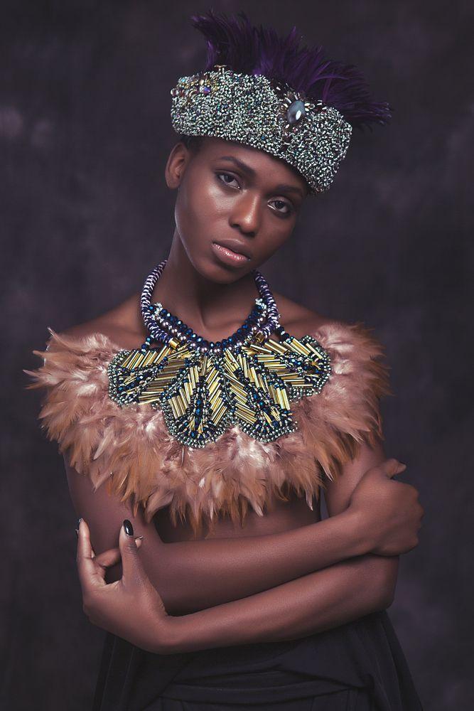 London-based fashion label and handmade jewellery expert Anita Quansah London