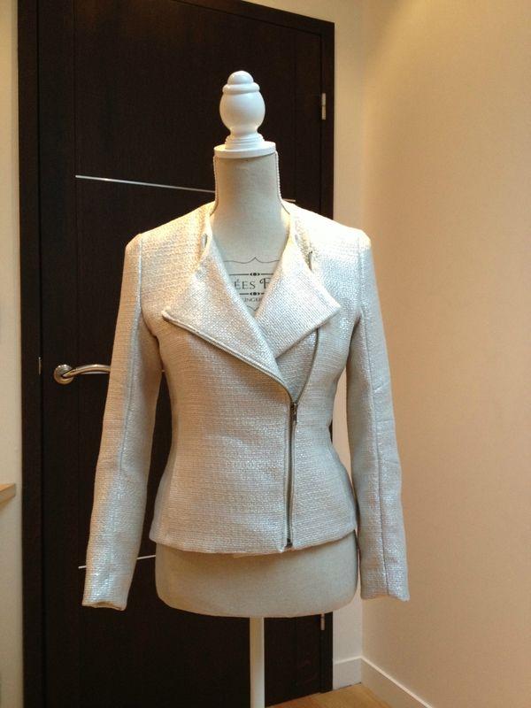 Patron couture veste cintree femme