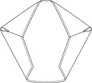 oversize Strickmantel
