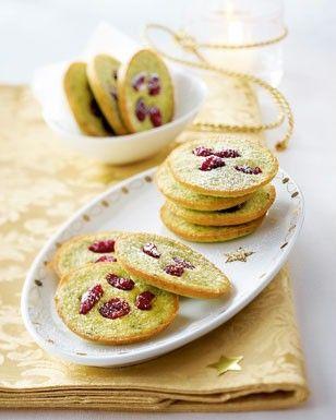 Das Rezept für Grüntee-Cookies und weitere kostenlose Rezepte auf LECKER.de