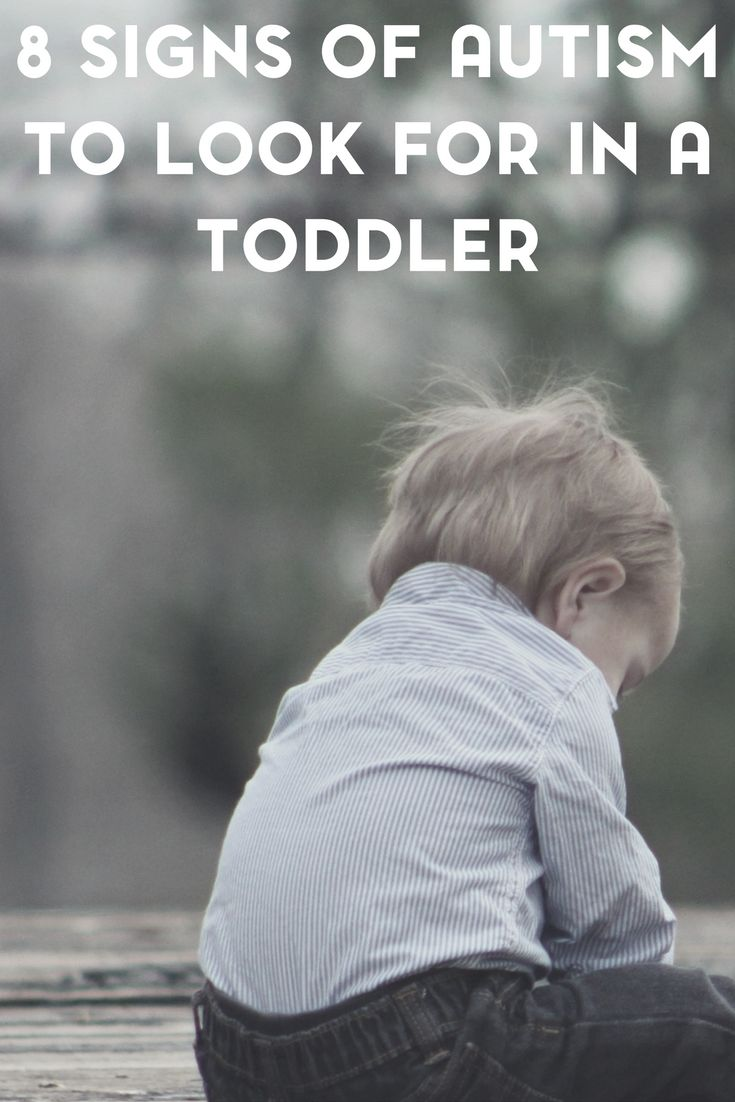 Would you know what to look for when it comes to signs of autism in toddlers?