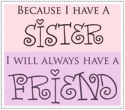 Sisters rock