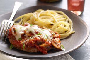 Pork Chops Parmigiana Recipe - Kraft Recipes