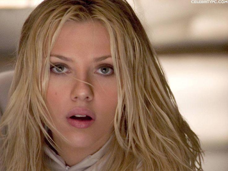 Scarlett Johansson - Stunning Blonde American actress A Radiant shiny Beauty - Hollywood Walk of Fame