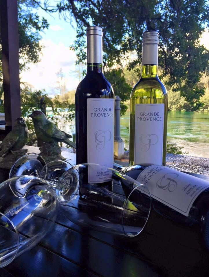 Our wines are proudly served at our Sister Property in New Zealand Huka Lodge