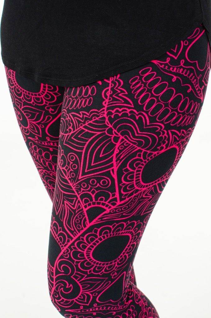 SweetLegs.ca is your one stop shop for leggings! Proud to bring a variety of wicked awesome leggings for everyone.