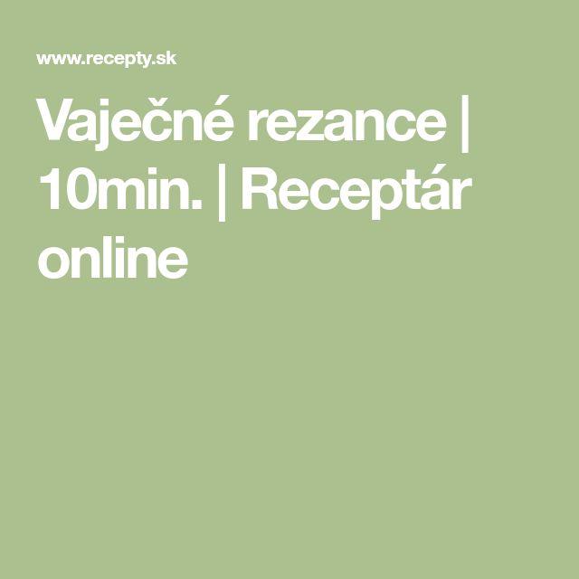 Vaječné rezance   10min.   Receptár online