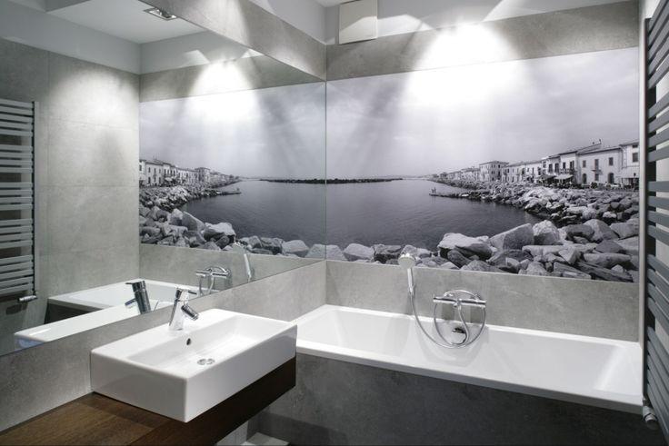 Nowoczesne łazienki: 10 gotowych projektów jak marzenie  - zdjęcie numer 10