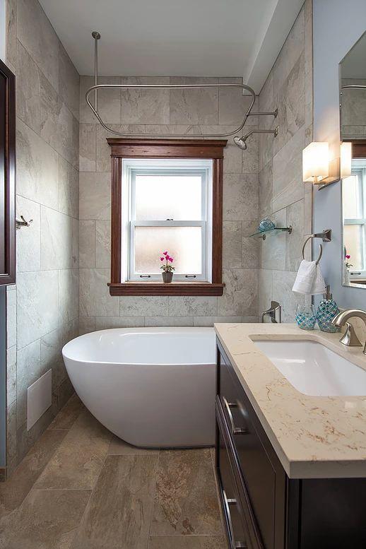Beau Lincoln Park Bath   Chi Renovation U0026 Design #bathroom #design #Chicago  #renovation #ChiRenovation   Www.chirenovation.com