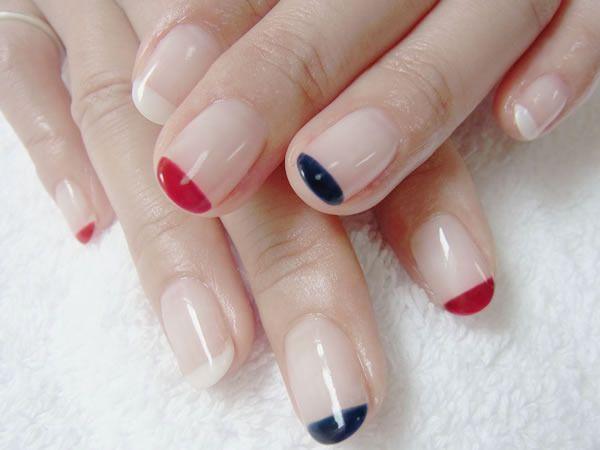 #nails #colors #tips