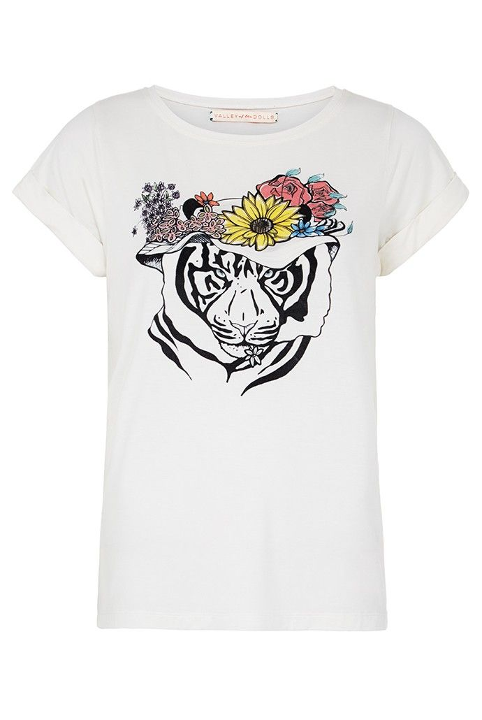 Valley Of The Dolls Mirabella Tiger Tshirt