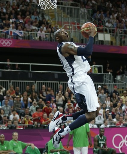US men's Olympic basketball team survive 1st test, beat Lithuania 99-94