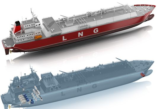 ABB Secures USD 40 Mln Equipment Order for Four LNG Carriers, South Korea