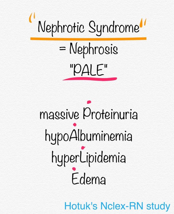 Nephrotic syndrome, Nephrosis