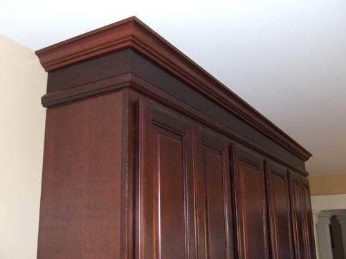 Best Cabinet Trim Makes All The Difference Kitchen Soffit 400 x 300