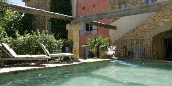 Les Sardines aux Yeux Bleus, Near Uzès, Provence, France Hotel Reviews | i-escape.com