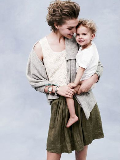 Models Who Are Moms | Modeling Moms | Models With Kids | MyFDB.com