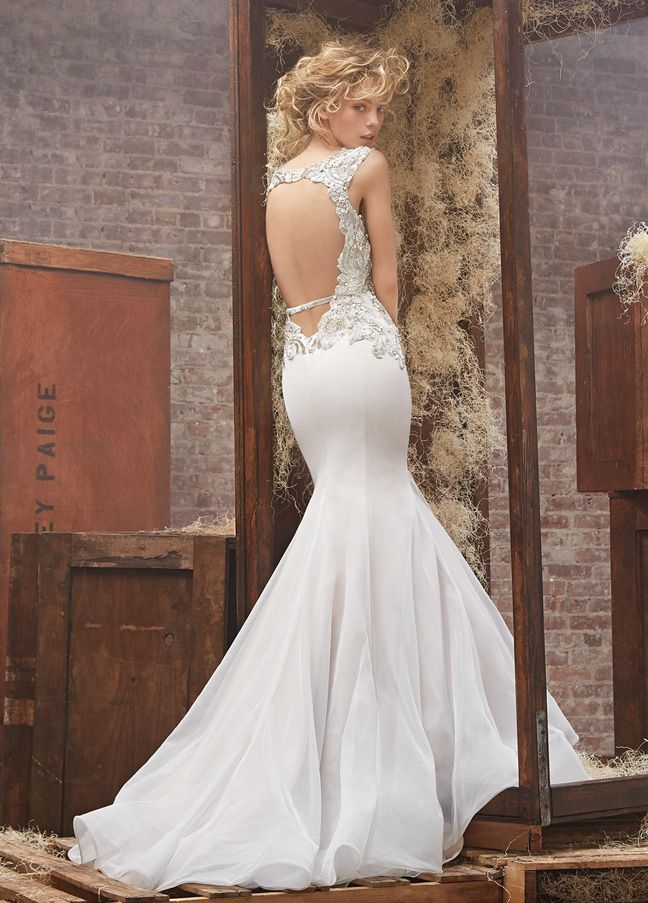 90 best images about hayley paige on pinterest modest for Modest wedding dress designers