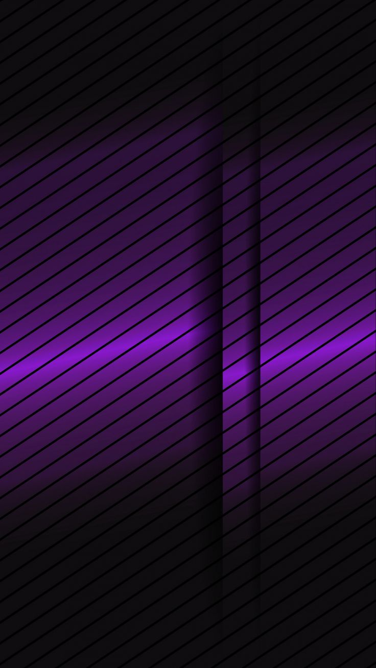 Abstraction Line Purple #iPhone #6 #plus #wallpaper