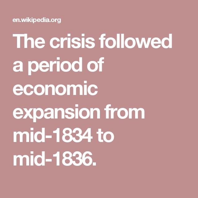 16 best Panic of 1837 images on Pinterest | Charts, American ...
