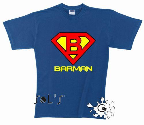 Αγαπημένος μου  σούπερ ήρωας ήταν ανέκαθεν ο Μπάρμαν!