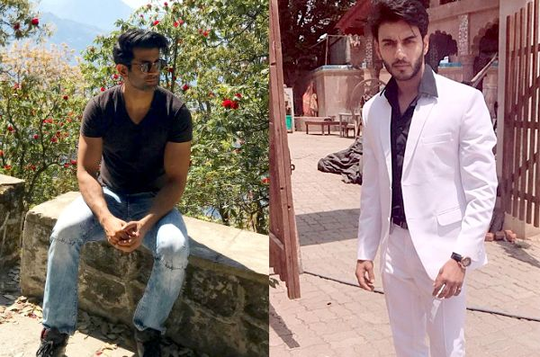 Not Sanaya Irani, Namik Paul to be joined by Vikram Singh Chauhan in Sony TV's next #FansnStars