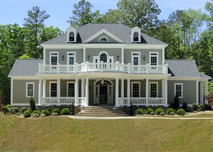 145 best Symmetrical Houses images on Pinterest | House beautiful ...