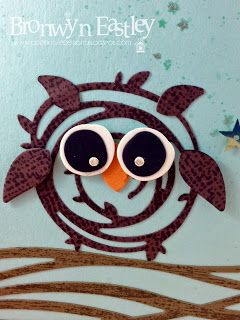 addINKtive designs: The World just got Cuter! - Swirly Scribbles Owl Take 2