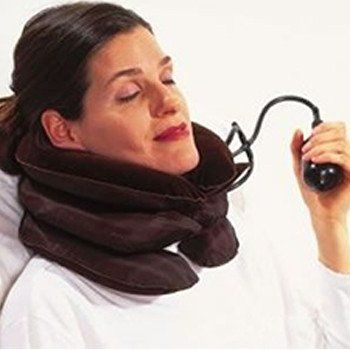 Pain Relief Neck Traction Pillow - Great for Neck Pain! - Next Deal Shop  - 1