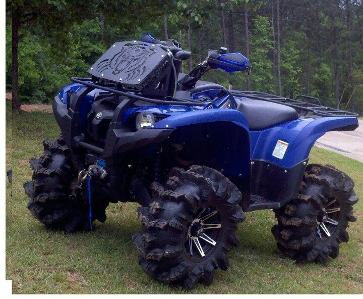 17 best images about atv on pinterest outlander 4x4 and for Yamaha 4 wheeler 4x4