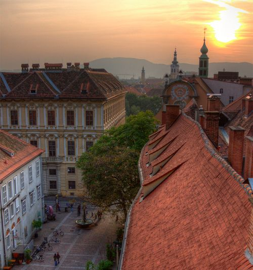 Graz, Austria - always wanted to visit Austria for some way random reason lol