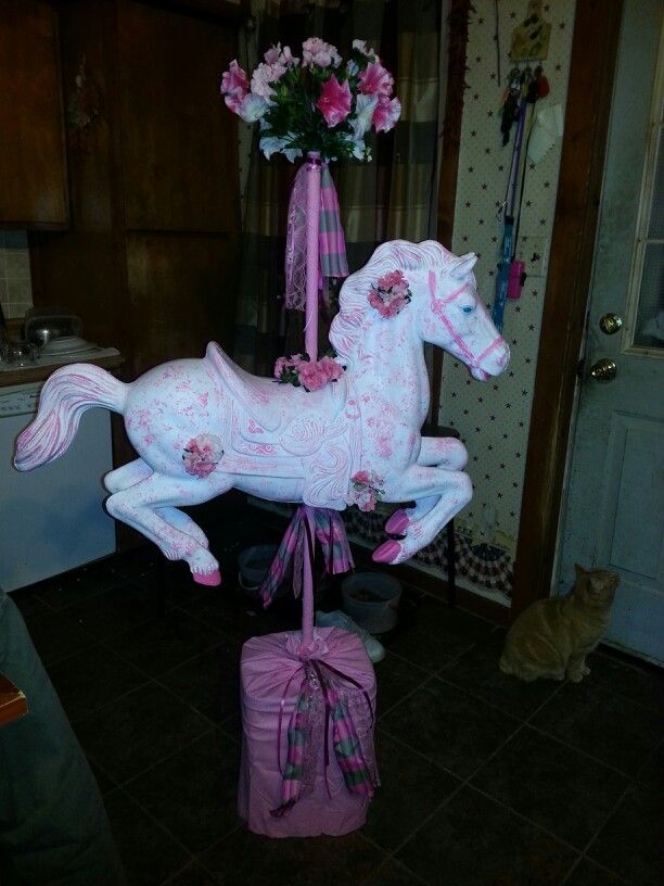 18 Best Carousel Horse Project Images On Pinterest