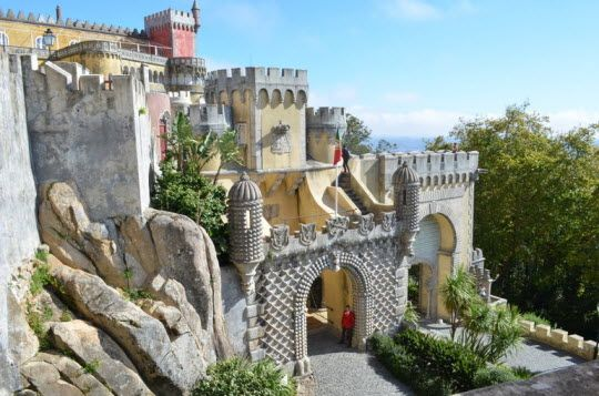 Sintra, Portugal was named one of the top romantic destinations in Europe for Valentine's Day, February 2013 Via Portugal Things to Do - Viator