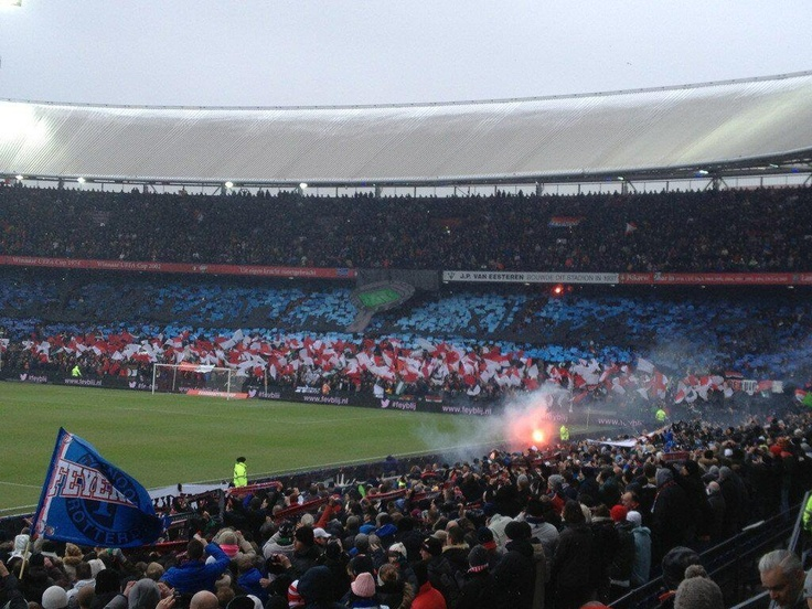 Feyenoord - PSV!