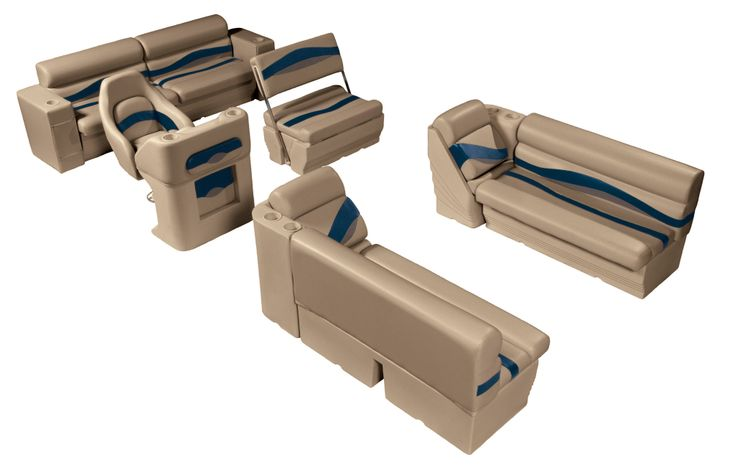 Boat Covers Direct now offering Wise Pontoon Boat Seats and Furniture.