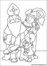 Saint Nicholas coloring pages on Coloring-Book.info