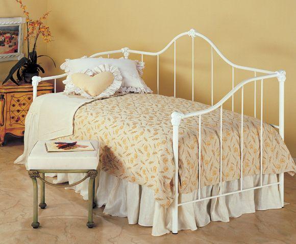 Wesley Allen Iron Beds - Saratoga