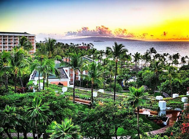 Hotel Review Of The Grand Wailea Maui Hawaii Wailea Hotel