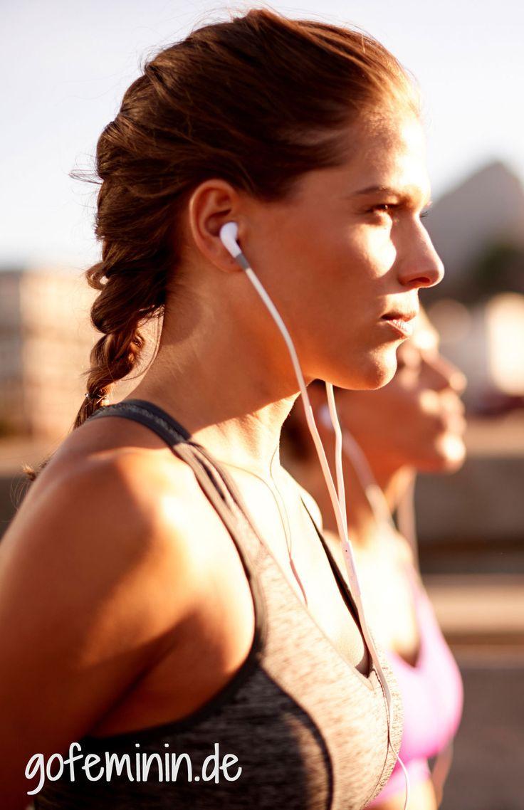 Intervalltraining beim Laufen: Mit diesem Trick nehmt ihr schneller ab und…