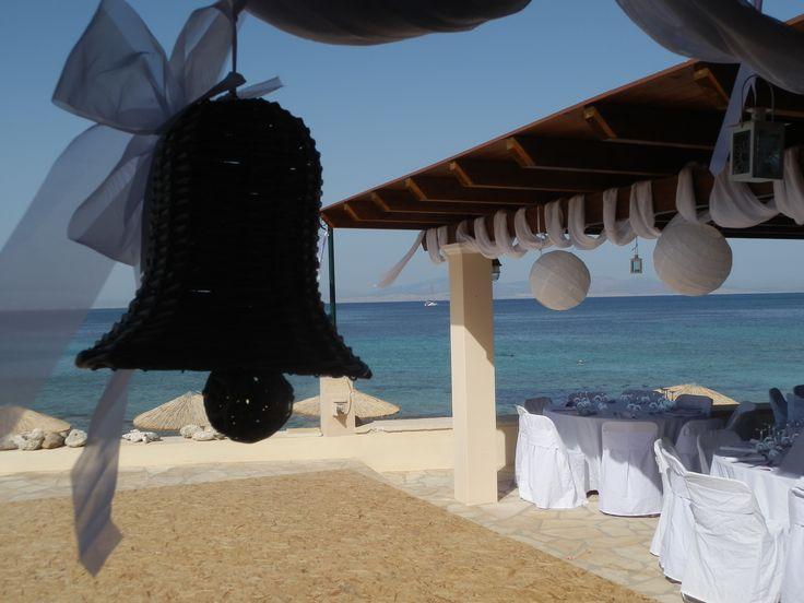 Weddings at Irides Studios in Aegina Greece