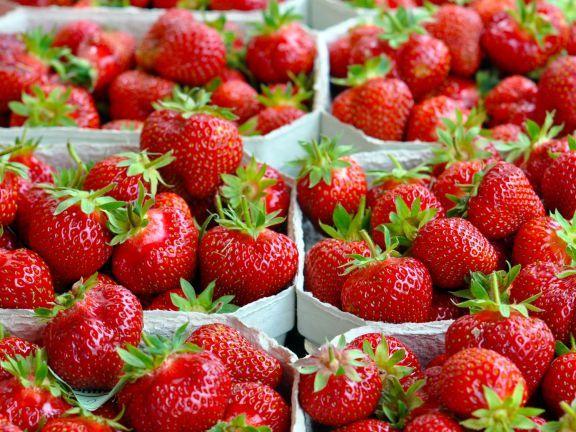 Erdbeeren Schwangerschaft