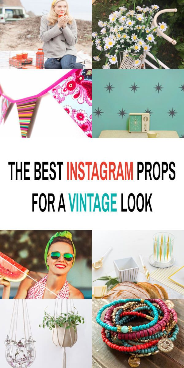 Top 10 Instagram Presets For A Vintage Look Cherbear Creative Instagram Props Instagram Settings Instagram Graphics