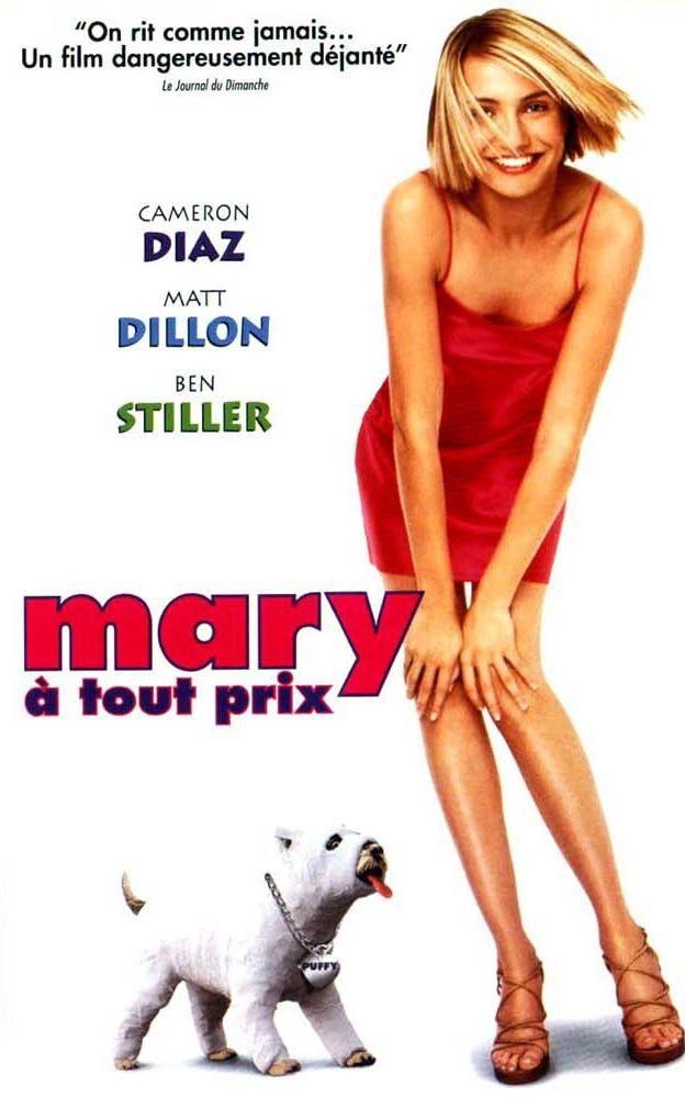 Mary à tout prix, ou Marie a un je-ne-sais-quoi au Québec, est un film américain réalisé par Peter et Bobby Farrelly, sorti en 1998. Empêtré dans sa timidité, affligé d'un appareil orthodontique, Ted, seize ans, est rejeté par les filles. Même les laiderons n'en veulent pas. Pourtant, comme tous les garçons du lycée, il est en extase devant l'« éblouissante et désirable1 », la sublime et inaccessible Mary.  Un jour, un balourd maltraite le handicapé mental Warren, sans que nul ne bouge.