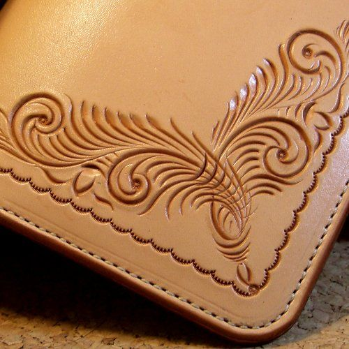 Best images about leather tooling on pinterest