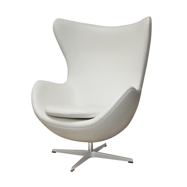 egg chair arne jacobsen and classic furniture on pinterest aniline leather arne jacobsen egg chair replica