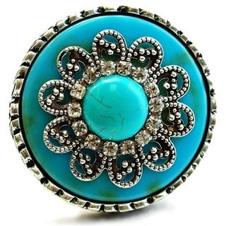 .: Color Aqua Teal, Style, Teal Aqua Turquoise, Aqua Blue Teal Tourquise, Aqua Teal Turquoise, Blue Turquoise, Flower Designs, Turquoise Rings, Blues A